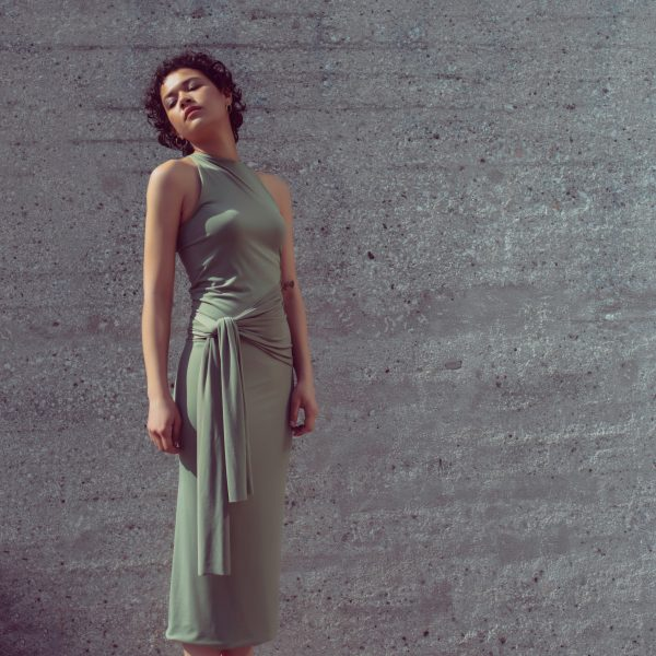 Olive_side_knot_dress_Yulia_Malisaki_Summer2019 (15) cover