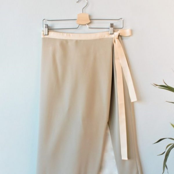 Lightweight Crepe Summer Trousers