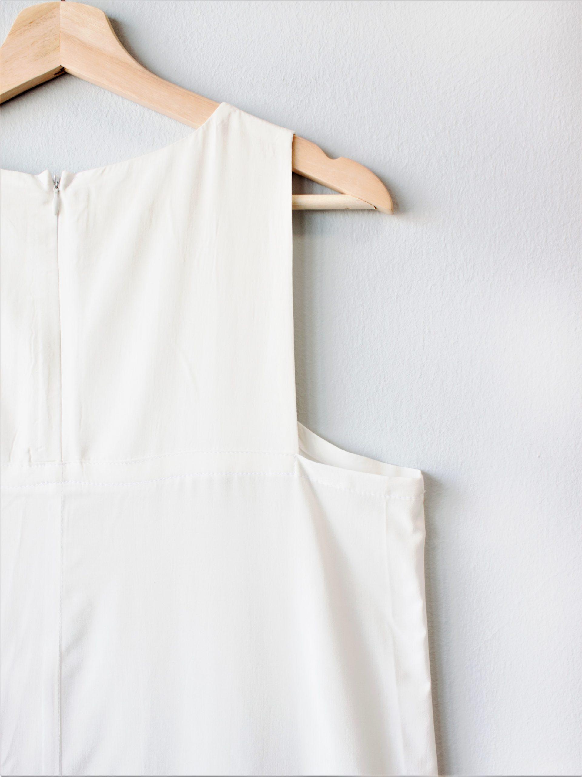 Color Block Dress Yulia Malisaki SS2018 (1)