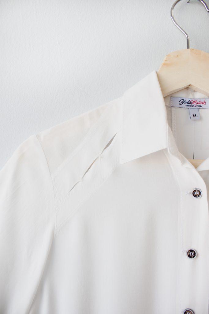 Long Kaftan Shirt Yulia Malisaki SS2018 (3)