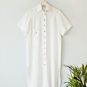 Long Kaftan Shirt Yulia Malisaki SS2018