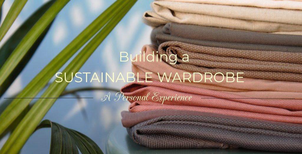 Sustainable Wardrobe